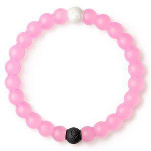 Lokai Bracelet Breast Cancer Pink S M L XL New